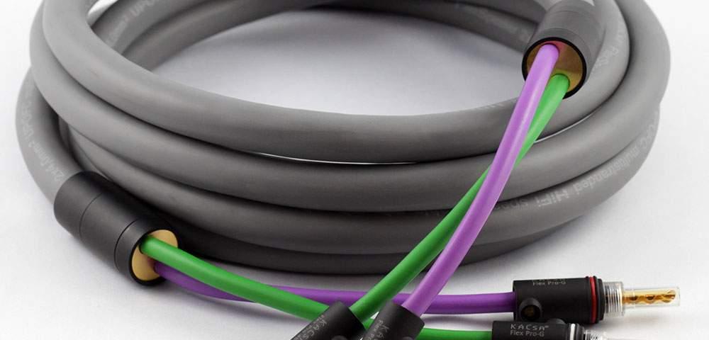 Hangfal kábel ár befolyásoló tényezők